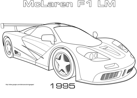 2005 Bugatti Veyron coloring page - Free Printable Coloring Pages