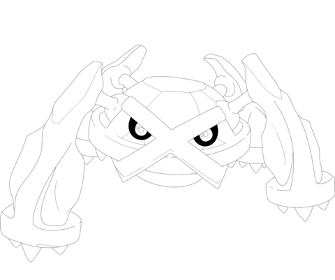 blaziken coloring page metagross coloring page