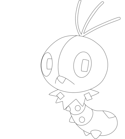 noibat coloring page free printable coloring pages