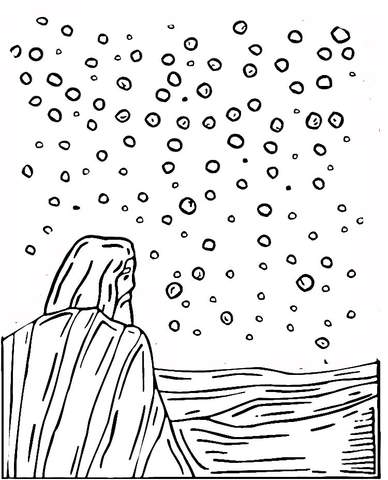 Abram coloring page - Free Printable Coloring Pages
