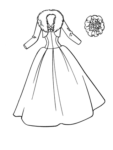 sneakers coloring page winter wedding dress coloring page