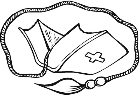 Bookmark in the Bible coloring page
