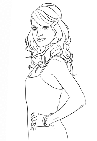 psy coloring page carrie underwood coloring page