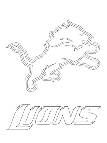 Seattle Seahawks Logo coloring page - Free Printable Coloring Pages