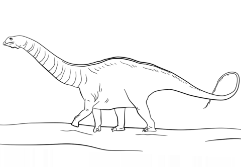 compsognathus coloring page jurassic park apatosaurus coloring page