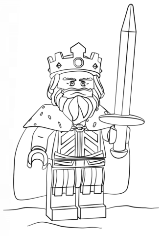 Lego Minifigures Coloring Pages - Photos Coloring Page Ncsudan.Org