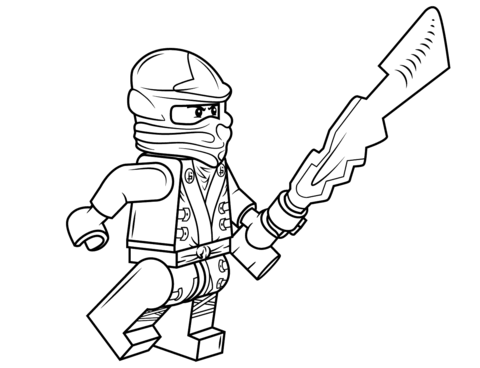 Lego Chima Eagle Eris coloring page - Free Printable Coloring Pages