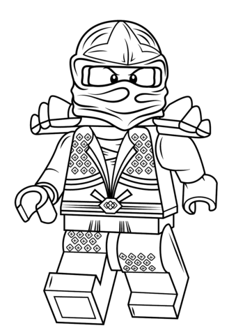 Lego Chima Cragger coloring page - Free Printable Coloring Pages