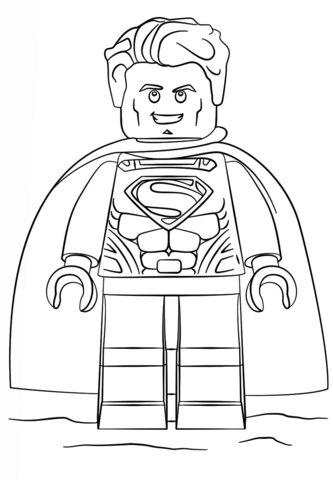 Lego Chima Speedorz coloring page - Free Printable Coloring Pages