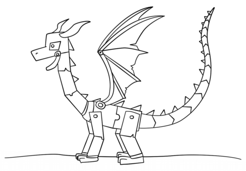 Minecraft Gangnam Style Coloring Page Free Printable Coloring Pages