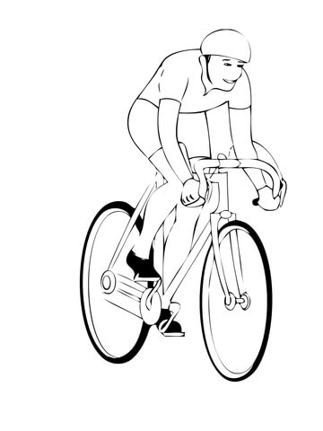 Bmx Colouring Pages : Bmx flipwhip coloring page free printable coloring pages