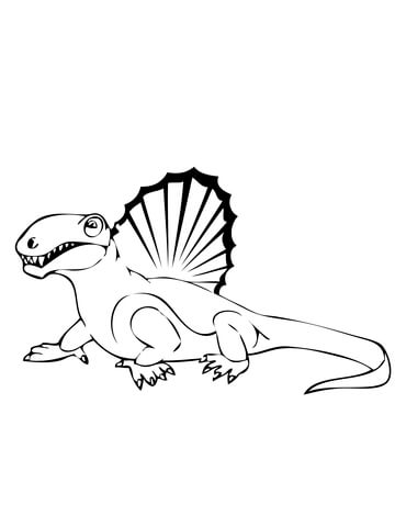 Styracosaurus Coloring Page Free Printable Coloring Pages