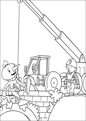 Scoop coloring page - Free Printable Coloring Pages