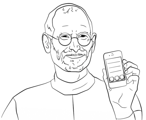 marie antoinette coloring page steve jobs coloring page