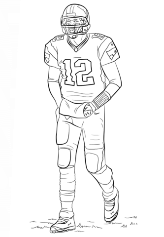 Cleveland Browns Logo coloring page - Free Printable Coloring Pages