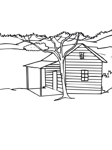 Sweden Flag Coloring Page Free Printable Coloring Pages